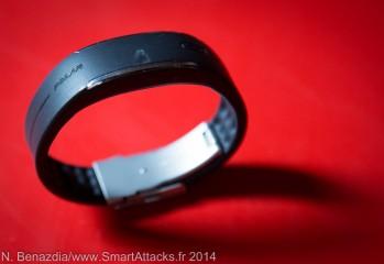Le Bracelet Loop de Polar permet le suivi d'activités