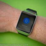 sortir du menu android wear