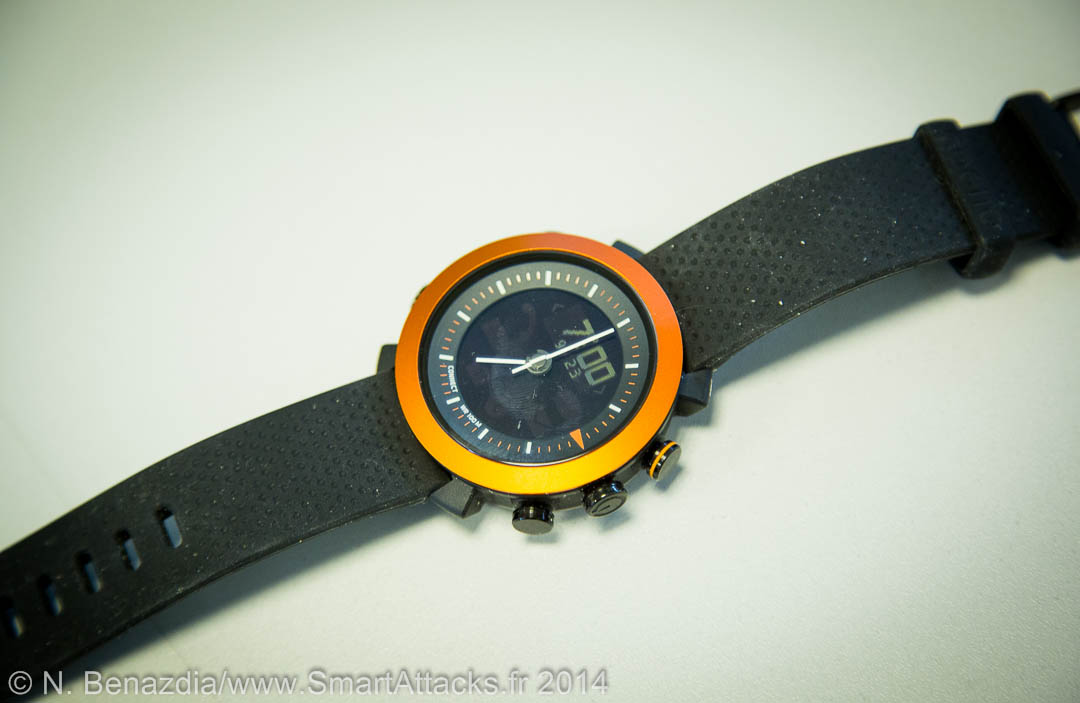 La smartwatch Cogito