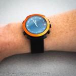 Cette montre connectée ressemble vraiment à une montre et c'est sans aucun doute son principal avantage