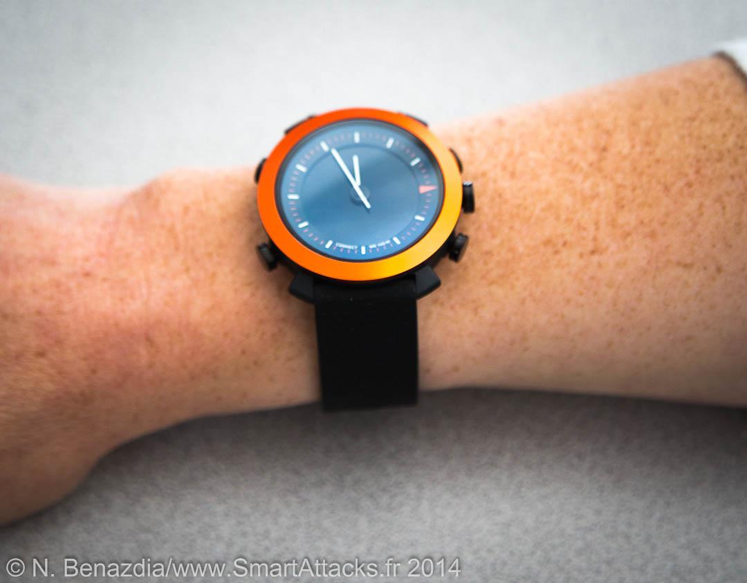 La montre connectée Cogito