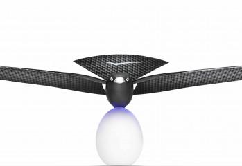 Bionic bird, l'oiseau pilotable par smartphone