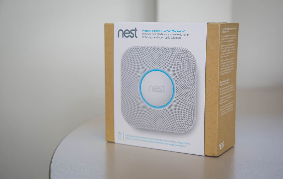 test du nest protect smoke carbon monoxide smart attacks. Black Bedroom Furniture Sets. Home Design Ideas