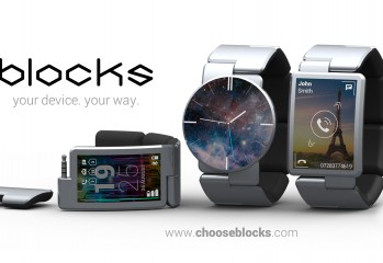 blocks smartwatch module evolutive