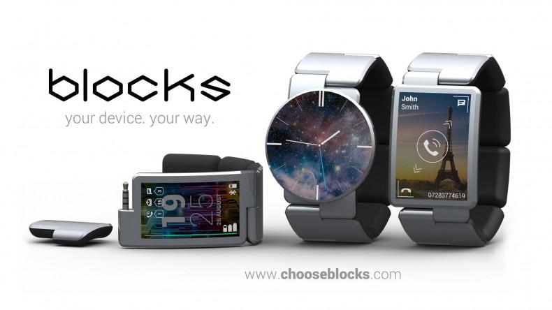blocks smartwatch module evolutive