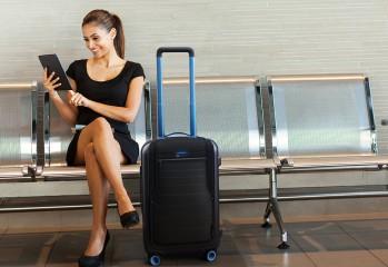 valise bluesmart smart intelligente
