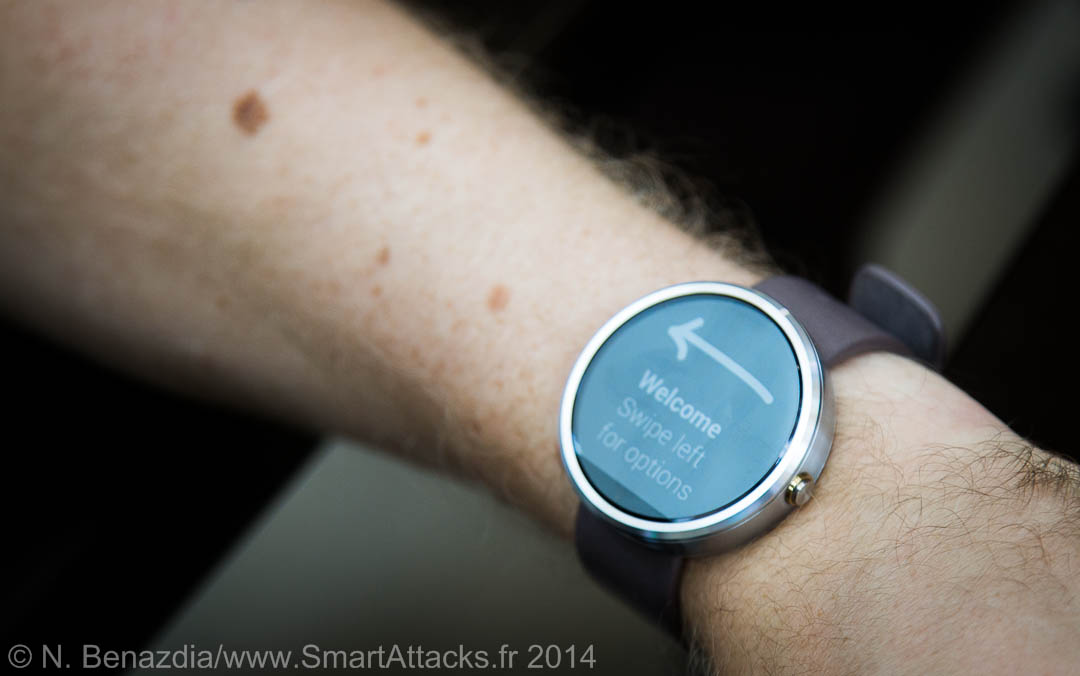 test Motorola Moto 360 épaisseur