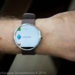 Test Moto 360 de Motorola retrouve smartphone
