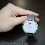 rythme cardiaque smartwatch