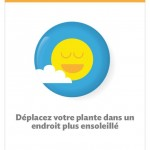 test flower power alerte ensoleillement