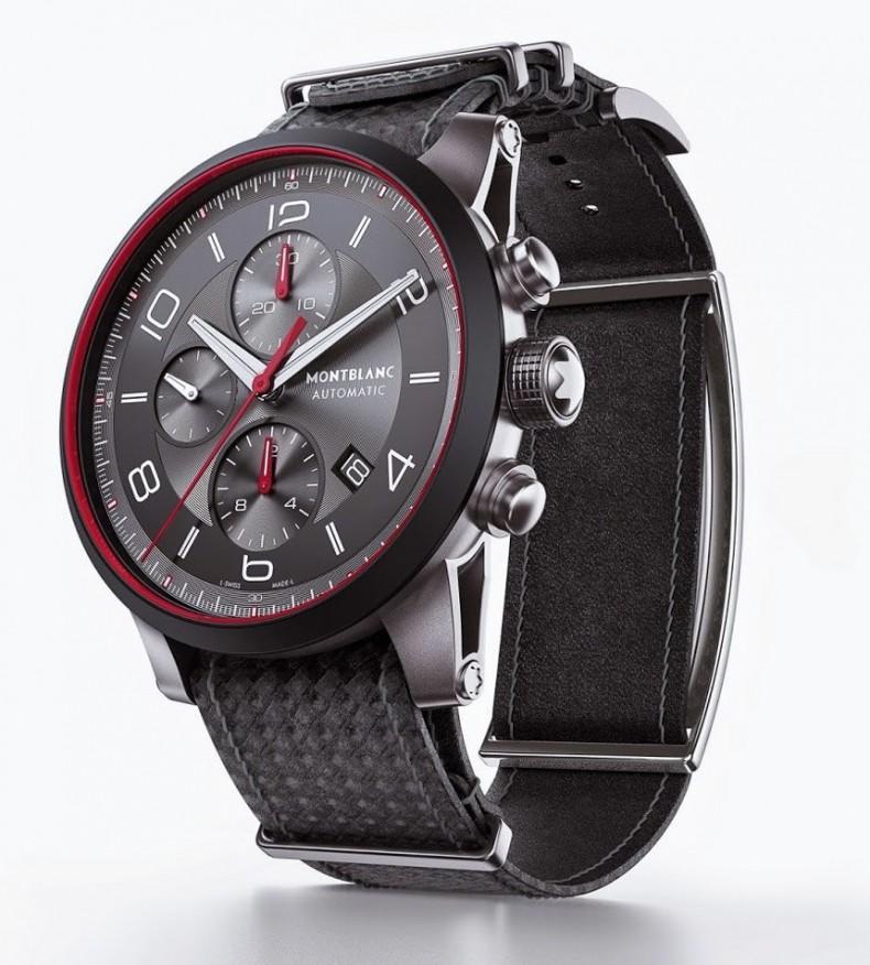 Montblanc e-strap smartwatch