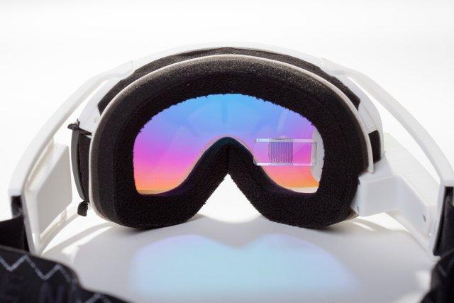 RideOn masque de ski inttérieur