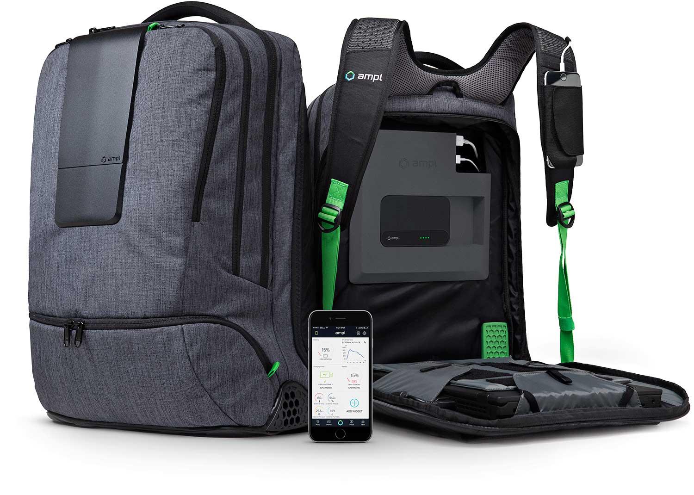 ampl smartbag recharge vos appareils