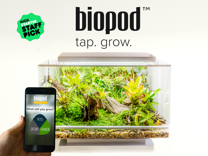 biopod aquaponie