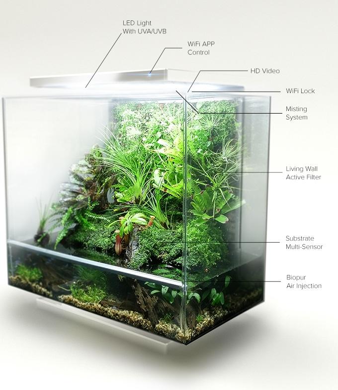 biopod microhabitat